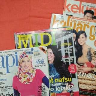 Majalah Rapi, MIDI & Keluarga