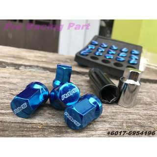 Racing Nut RAY Besi Lock Nut Performance