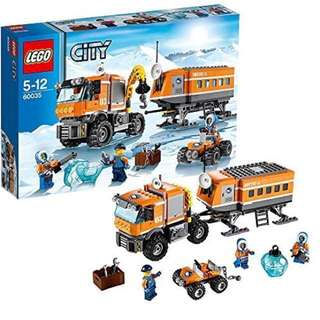 💥💥💥LEGO City 60035: Arctic Outpost💥💥💥
