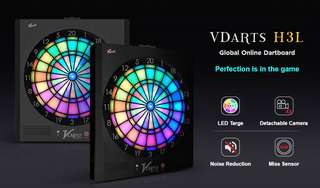H3L Vdarts Dartboard