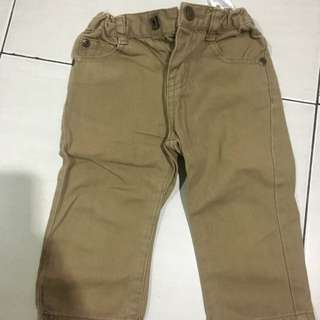 Baby Poney Pants