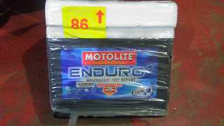 Motolite Enduro maintanace free battery
