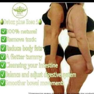 Reduce body Fats
