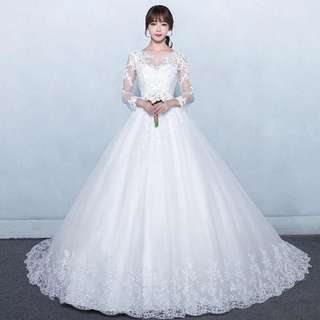 Wedding Gown for sale/rental