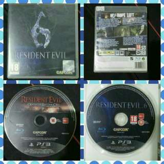PS3 Games 2 For 600