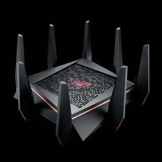 BNIB Asus GT-AC5300 ROG Rapture Gaming Wireless AC5300 Router