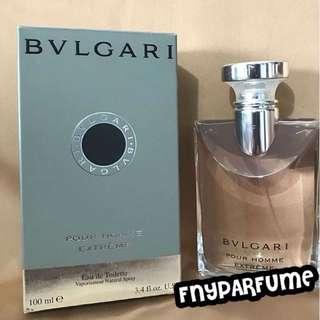Parfume Bvlgari extreme 100mL (segel)