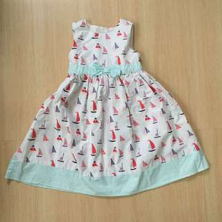 Sailboat Dress