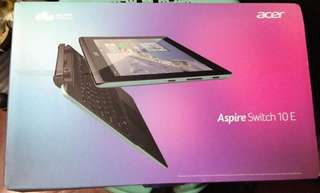 Laptop and tablet in one