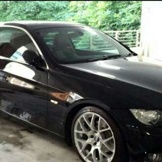 BMW 325 COUPE 2007 OFFEEEERR