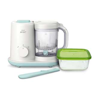 Philips Avent Essential Baby Food Maker ( Free Luminarc Keep 'N' Box Rectangle )