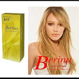 #A17 BERINA BLONDE COLOUR