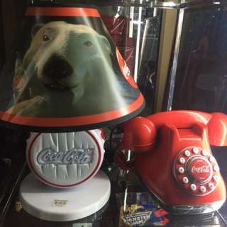 Coca Cola Red Telephone