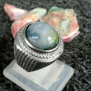 Rubah banyuangi ( raibow stone)