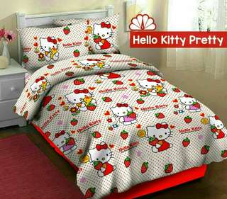 Hello kitty pretty katun cvc