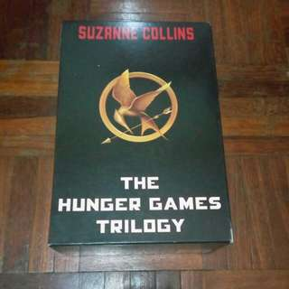 Clearance! Hunger Games Trilogy
