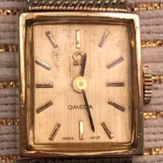 1970's Vintage Omega Watch