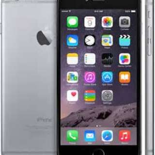 iPhone 6s 64G Black New condition