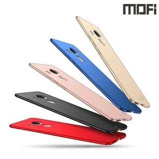 HTC U11+ U11 Plus 專用MOFI 凡盾 四邊全包金屬色彩殼 簡約手機保護殼Case 3857A