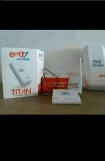 Wifi bolt home(khusus dirumah)