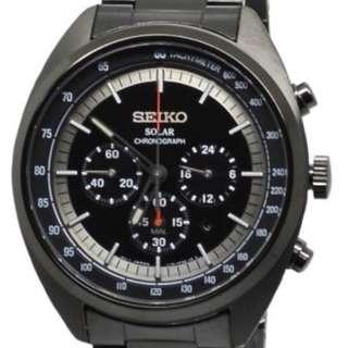 """Seiko Prospex Solar Chronograph """"SSC623P1""""( Seiko Solar 機芯 電池交換不要 / 計時碼表 / SSC623 )(可簽卡/可分期/現金交易)12/29"""