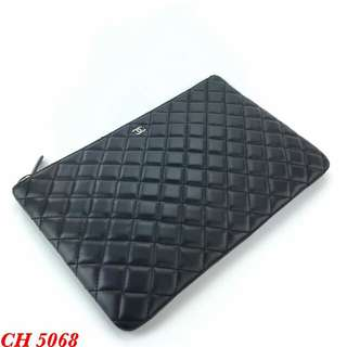 "Chanel clutch L13.5""XH8.5"""