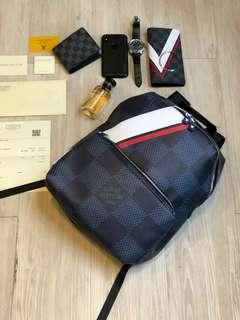 LV American bag pack
