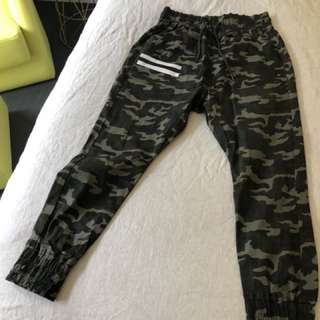 Thing Thing Men's Camo Pants From Culture kings