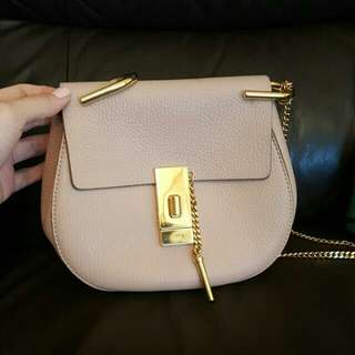 Chloe Drew mini leather cross-body bag