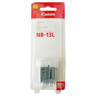 Canon original Battery NB 13L