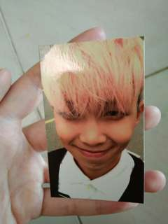 Wts Official Photocard
