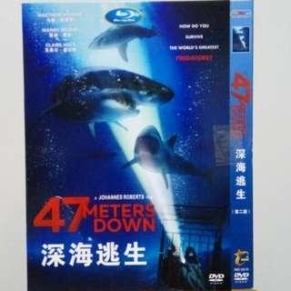 DVD - 47米深海逃生