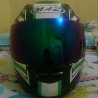 Full face MAZ Helmet Size L