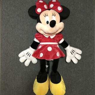 MINNIE MOUSE Oversized Stuff Toy