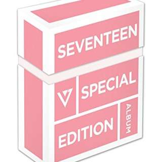 [LF/WTB] Seventeen Love and Letter Special Repackage