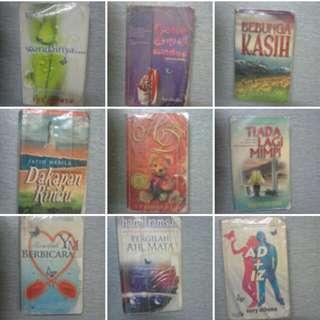 Preloved malay books