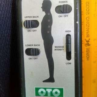 Oto back massager bs 002