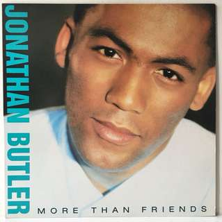 Jonathan Butler (1988 USA Original - Vinyl is Mint)