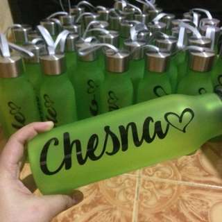personalized tumblers!!