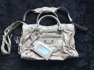 Balenciaga City Beige (Preloved)