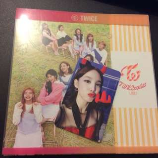 WTT| Twicecoaster Lane 1 Nayeon Photocard