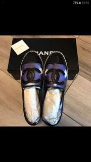 99%New Chanel漁夫鞋 ♡