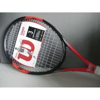 Wilson Federer Pro Tennis Racket