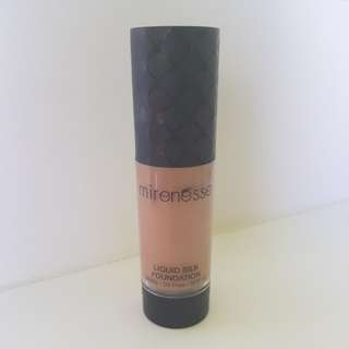 Mirenesse Liquid Silk Foundation Mocha