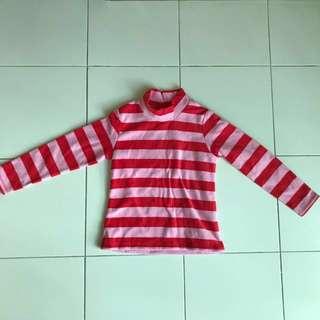 Kids UNIQLO Long Sleeve Fleece