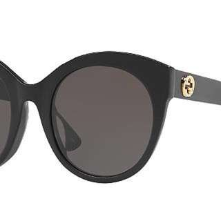 Gucci Sunglasses brand new cat eye black