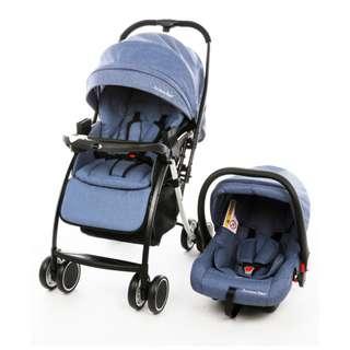 Akarana Baby Weka II Travel System