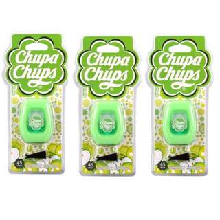 Chupa Chups CHP400 Air Vent Membrane Apple 5mL  (bundle of 3)