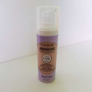 Covergirl Foundation 120 Creamy Natural