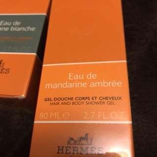 HERMES HAIR & BODY Shower Gel